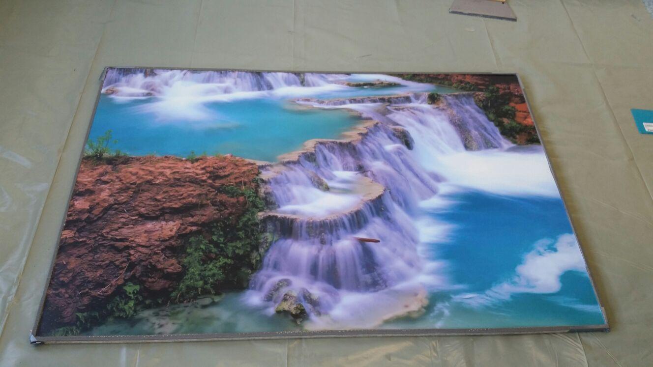 3 D Fussboden/ Wandbeschichtung